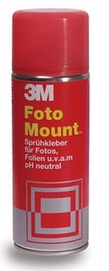 Cola Spray Photo Mount 400ml