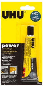 Cola Contacto Transparente Power 33ml