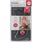 Base para Criar Moinhos de Papel- Pinwheel Punch board da WE R Memory Keepers