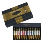 Conjunto Aguarela Mission Gold 12 X 7ml Mijello