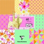 Papel Origami Shappy Clairefontaine