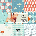 Papel Origami Chuva Clairefontaine