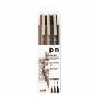 Pack Marcador Pin Fineliner 2 Tons UNI