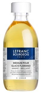 Médio Secativo Flamenco 250ml Lefranc & Bourgeois