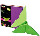 Papel Origami Liso 100F 80G