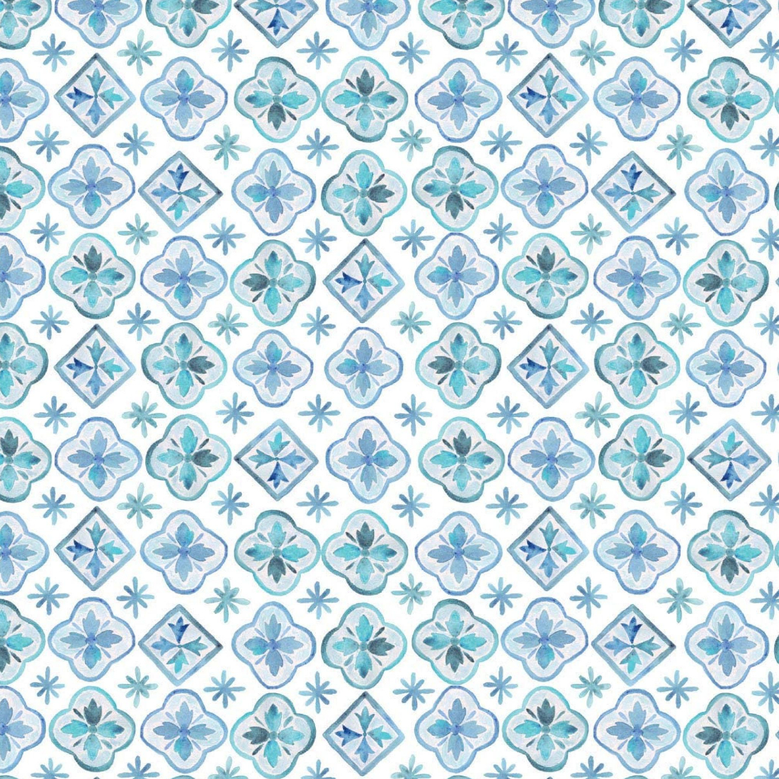Papel Origami Blue Orient clairefontaine
