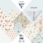 Papel Origami Boheme Chic da Clairefontaine