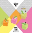 Papel Origami Liso Neon da Clairefontaine