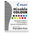 Recargas Parellel Pen Colour 12 UNI Pilot